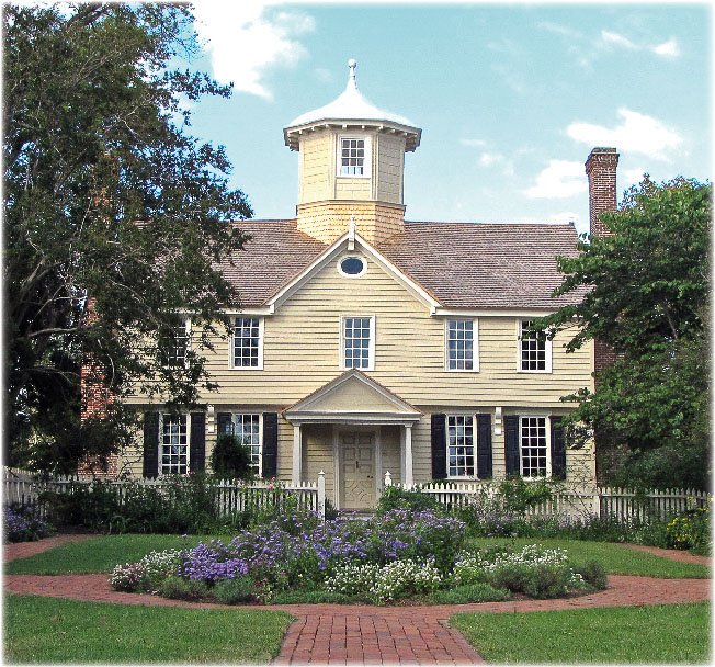 cupola house edenton north carolina historic home