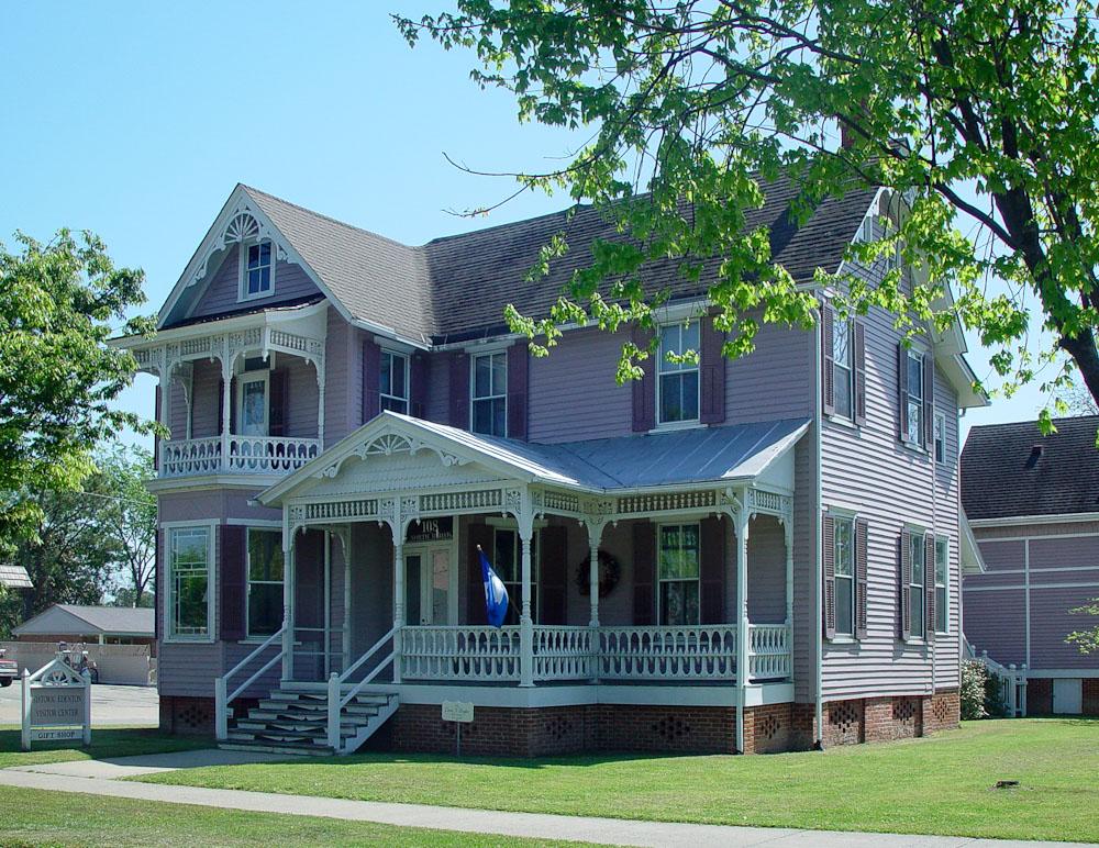 Cupola house historic edenton visitors center edenton for Cupola house